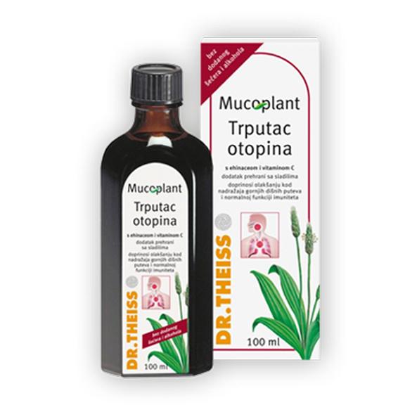 MUCOPLANT  SIRUP OD BOKVICE 100 ml