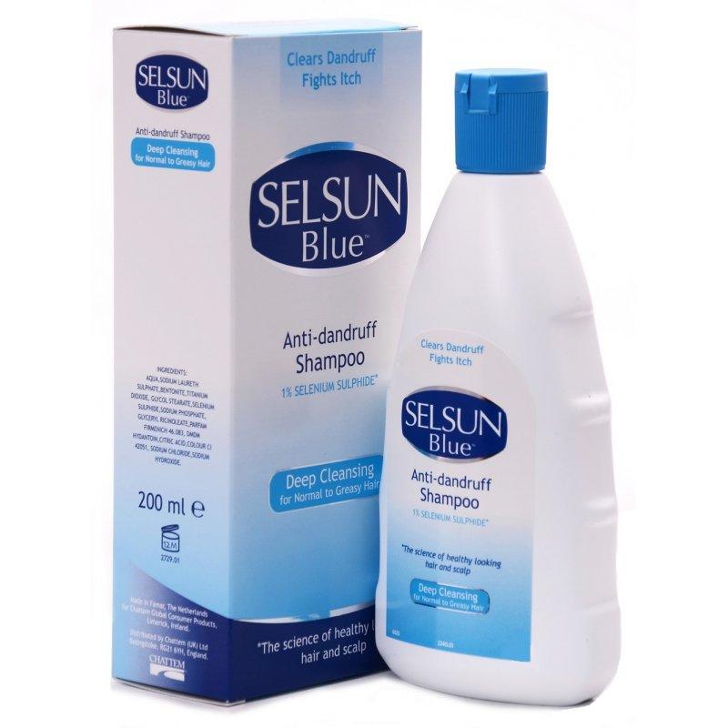 SELSUN BLUE ŠAMPON 125ml