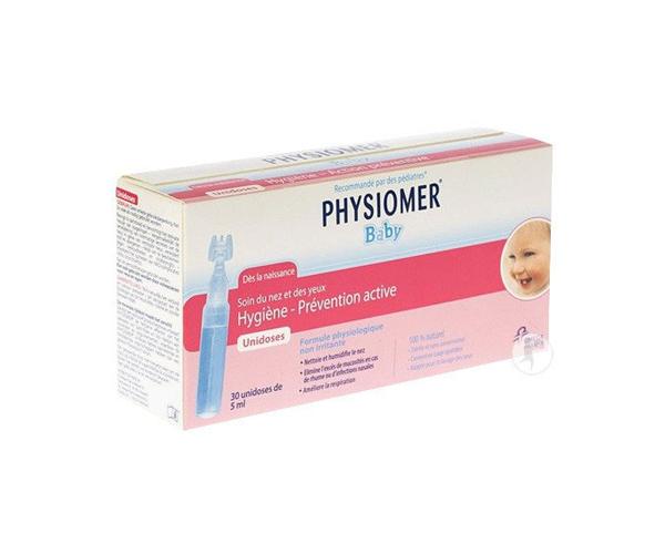 PHYSIOMER UNIDOSES 30x5ml