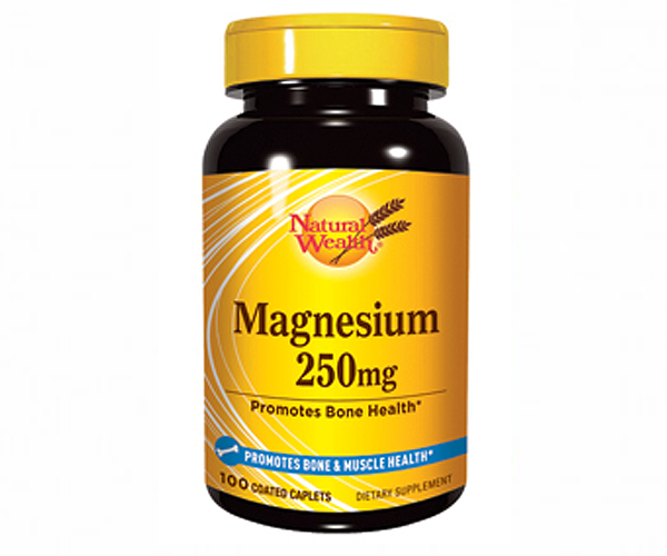 NATURAL WEALTH MAGNEZIJUM TABLETE 100x250mg