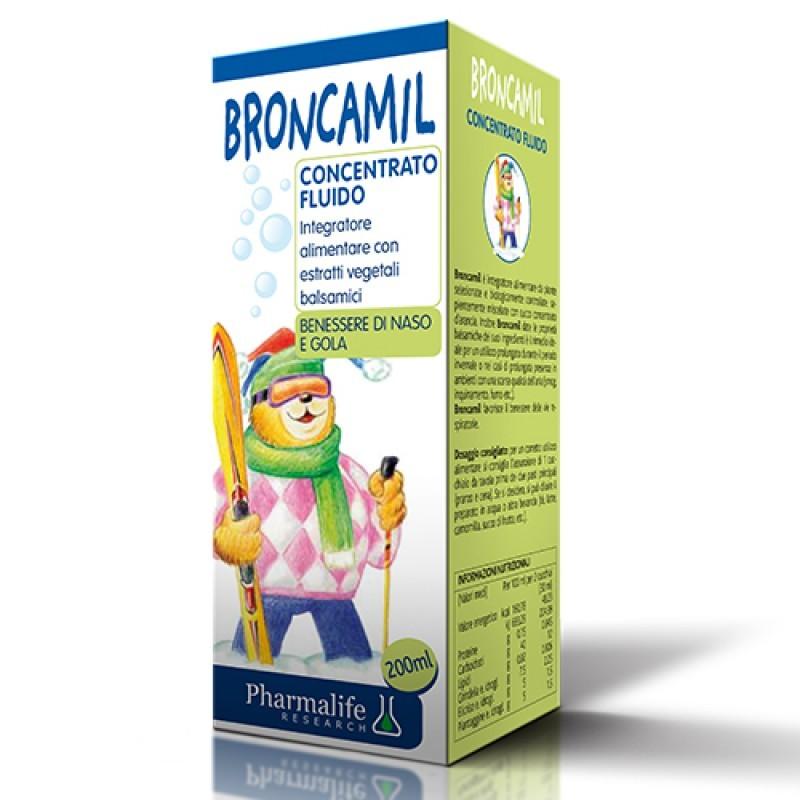 BRONCAMIL SIRUP 200ml