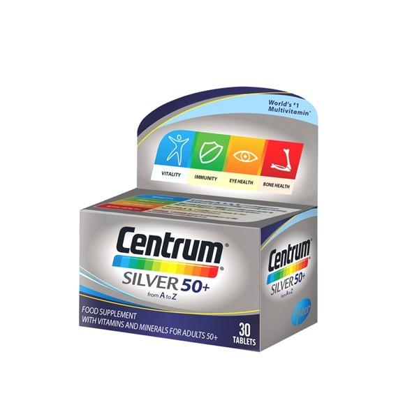 CENTRUM LUTEIN SILVER 30 tableta
