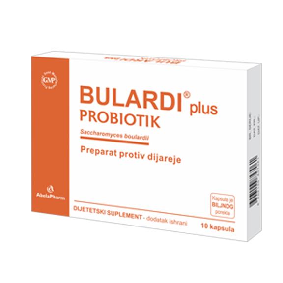 BULARDI PLUS 10 kapsula