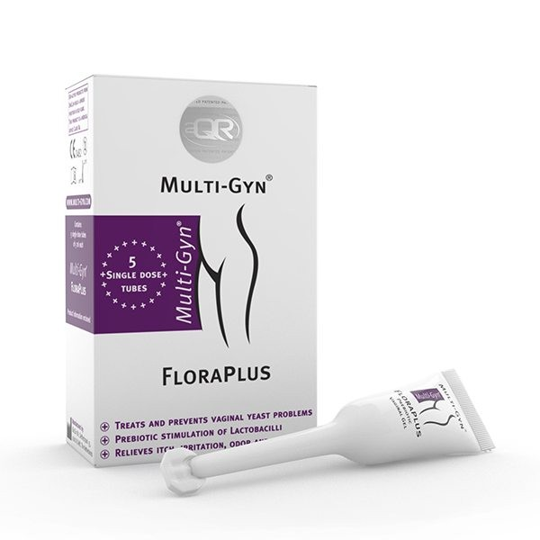 MULTI-GYN FLORAPLUS 5x5ml