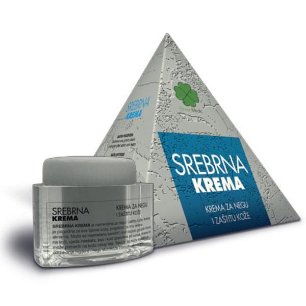 SREBRNA KREMA 30ml