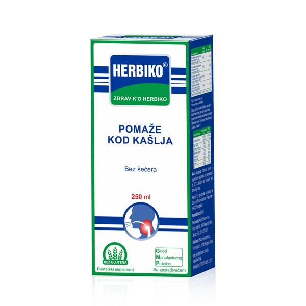 SIRUP HERBIKO 250 ml