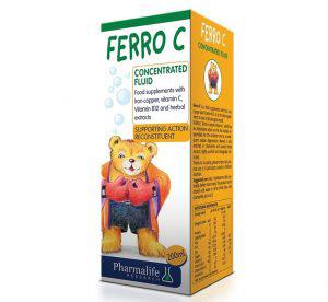 FERRO C SIRUP 200ml