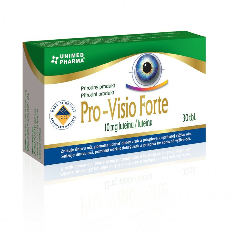 PRO-VISIO FORTE 30 + 10 tableta