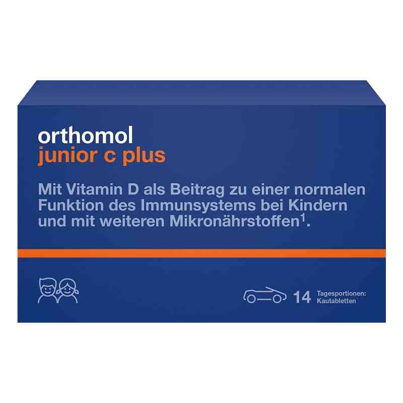 ORTHOMOL IMMUN JUNIOR 14D