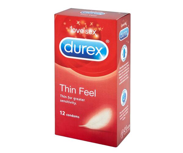 DUREX FEEL THIN 12 kom.