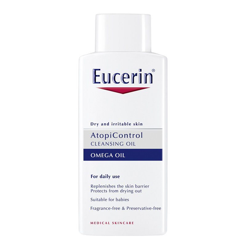EUCERIN ATOPICONTROL KUPKA 400 ml