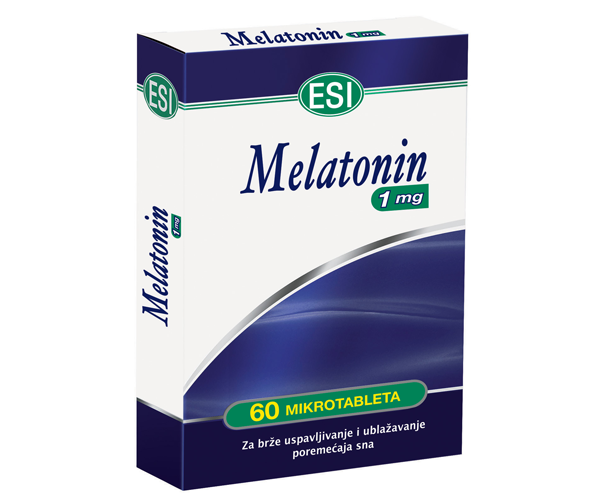 MELATONIN 60 tableta