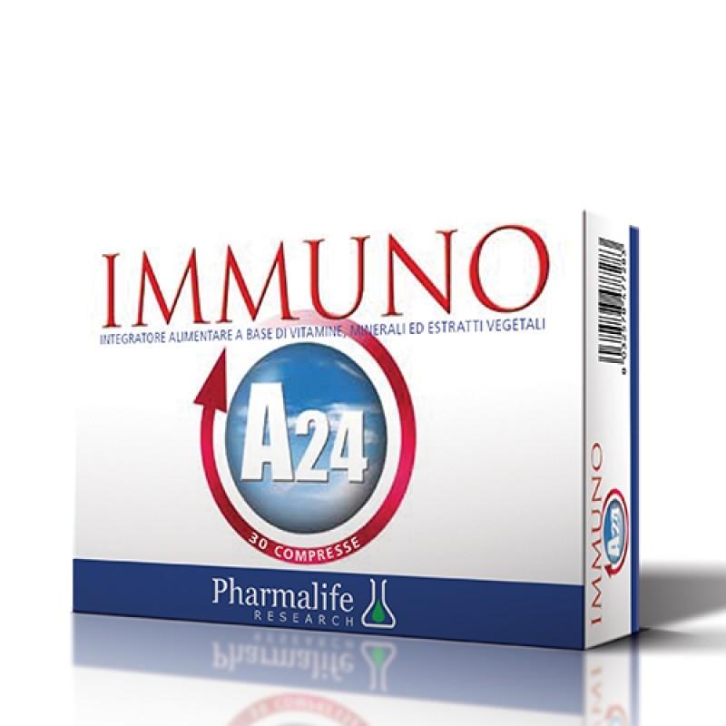 IMMUNO 24 tablete