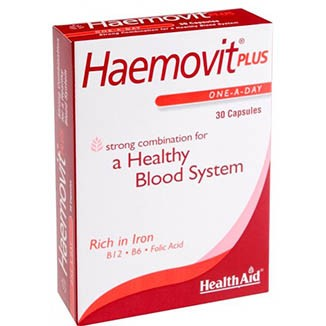 HAEMOVIT PLUS 30 kapsula
