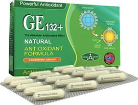 GE 132 + NATURAL 30 kapsula