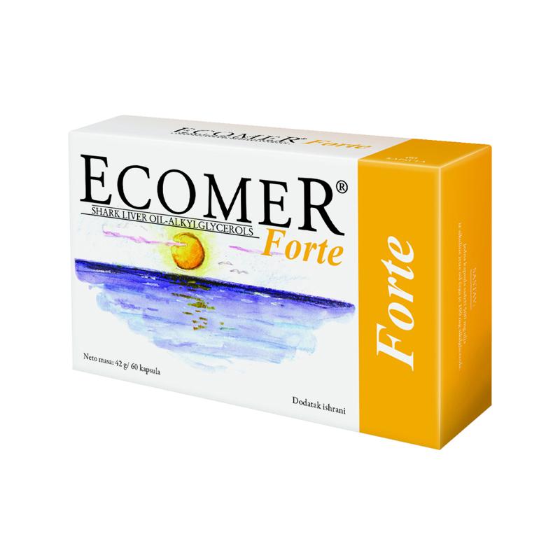 ECOMER FORTE 60x500 mg