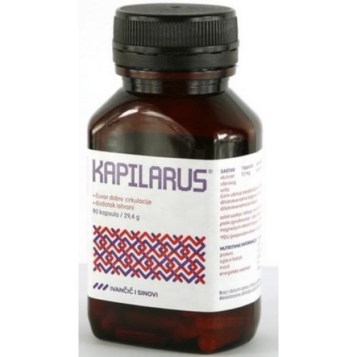 KAPILARUS KAPSULE 90x10mg