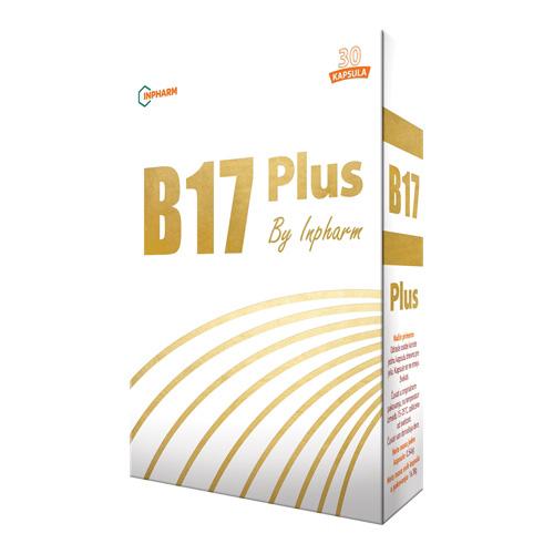 B17 PLUS 30 kapsula