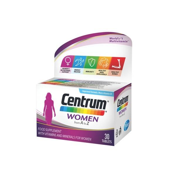 CENTRUM WOMEN 30 tableta