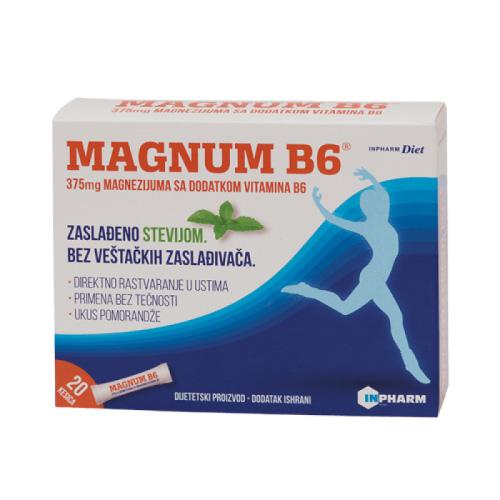 MAGNUM B6 granule