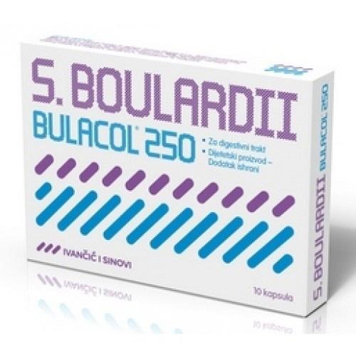 BULACOL KAPSULE 10x250mg