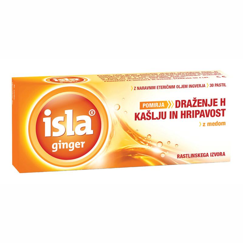 ISLA GINGER 30 tableta