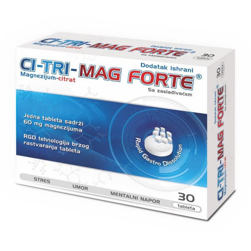 CI-TRI-MAG FORTE 30 tableta