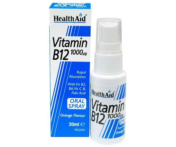 VITAMIN B12 U SPREJU 1000mcg