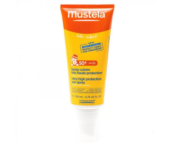 MUSTELA SUN LOSION F50 200ml