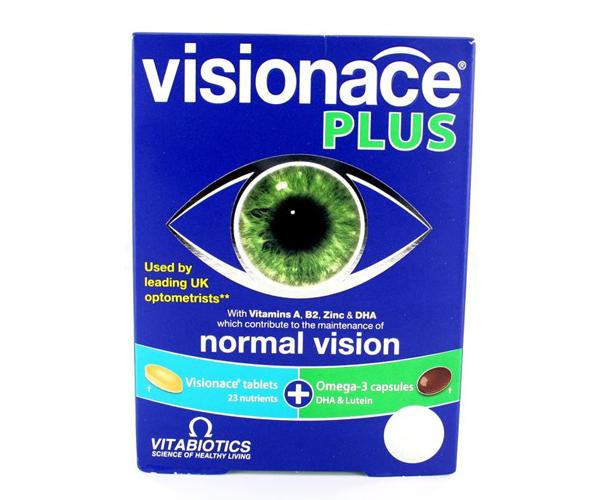 VISIONACE PLUS 28 tableta + 28 kapsula