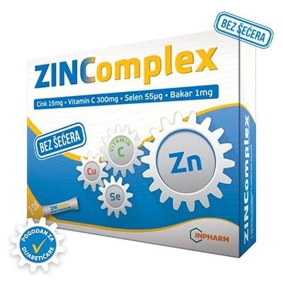 ZINCOMPLEX granule