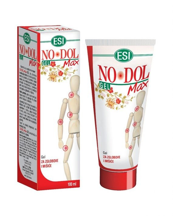 NO DOL MAX GEL 100 ml