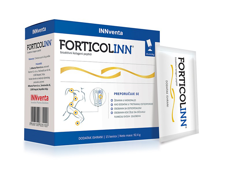 FORTICOLINN GRANULE