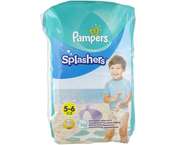 PAMPERS SPLASHERS BR.5 (4+ kg)