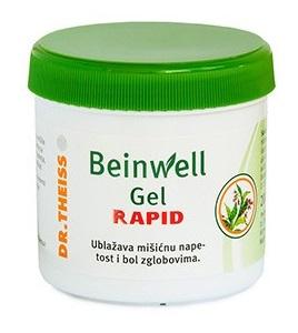 DR.THEISS BEINWELL GAVEZ RAPID GEL 200ML