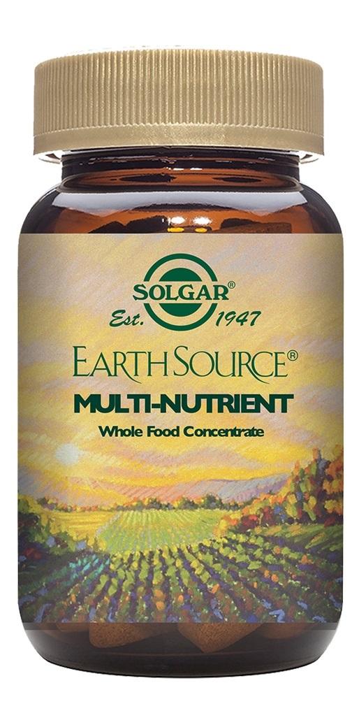 SOLGAR MULTI-NUTRIENT 60 TABLETA