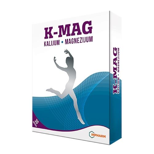 K-MAG 30 kapsula