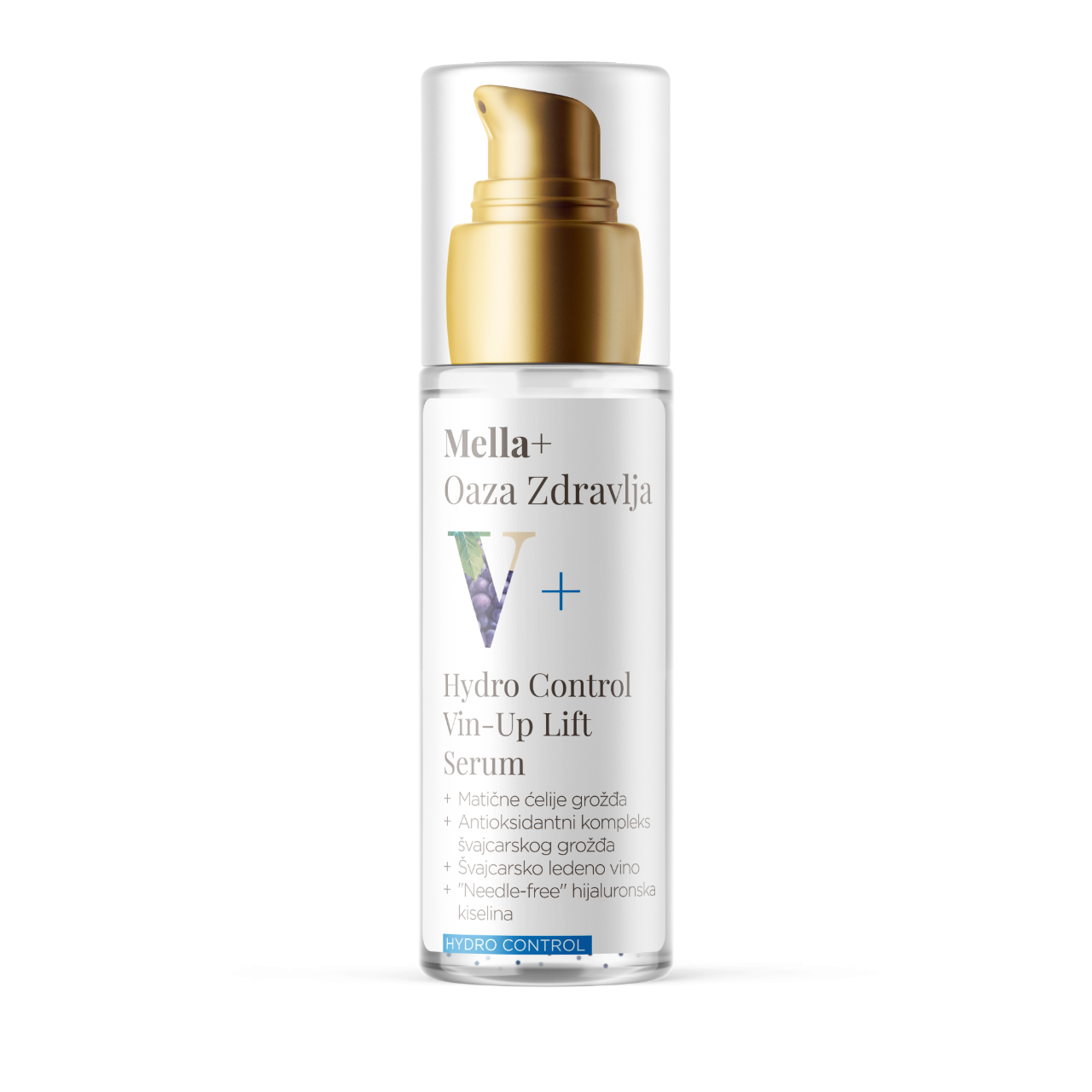 MELLA+ HYDRO CONTROL VIN-UP LIFT SERUM 30ml