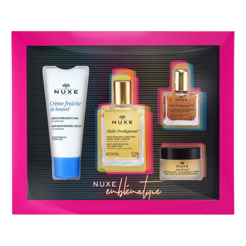 NUXE SET BEST SELLER 2019