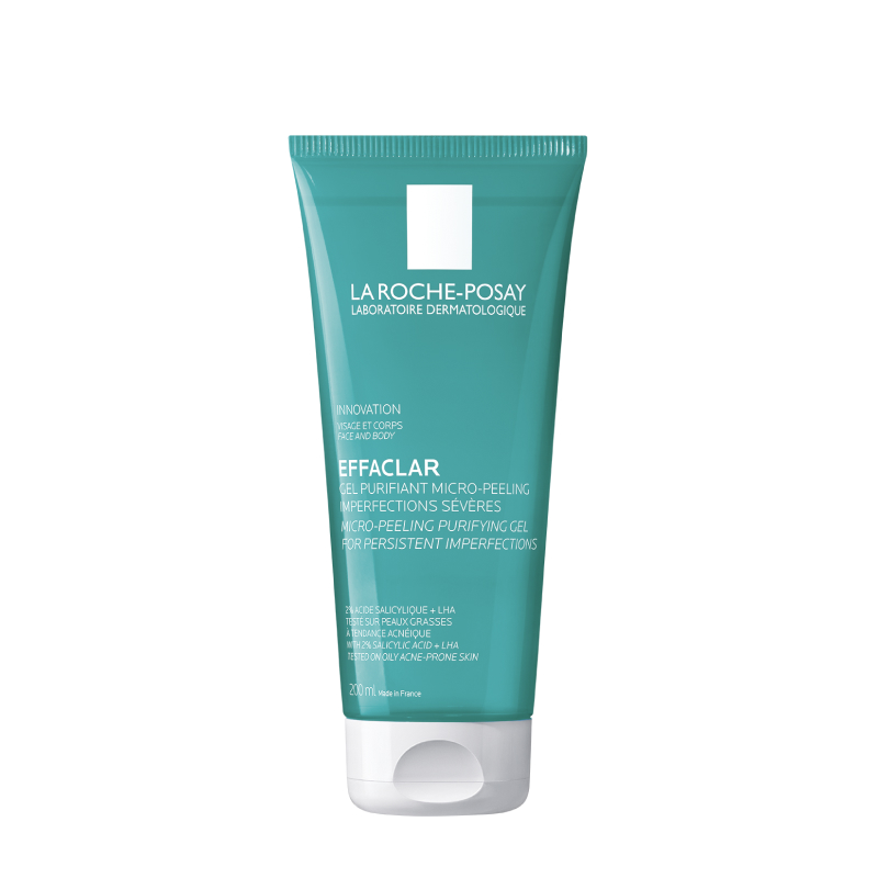 LA ROCHE-POSAY EFFACLAR DUO CLEAN GEL 200ml
