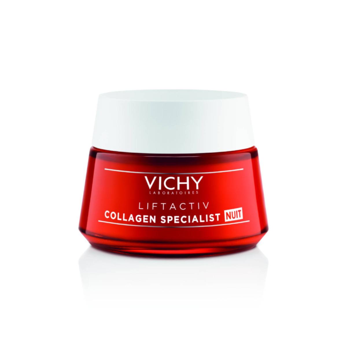 VICHY LIFTACTIV COLLAGEN SPECIALIST NIGHT KREMA 50ML