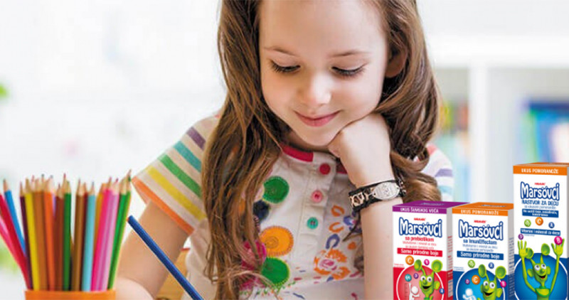 Šta je potrebno deci za pravilan rast i razvoj i snažan imunitet?: Zašto su deci potrebni vitamini i minerali?