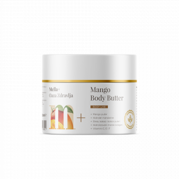 MELLA+ MANGO BODY BUTTER 200ML