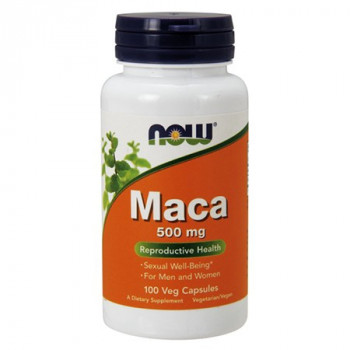 NOW MACA kapsule 100x500mg