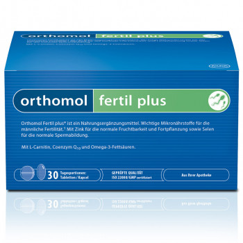 ORTHOMOL FERTIL PLUS 30 doza