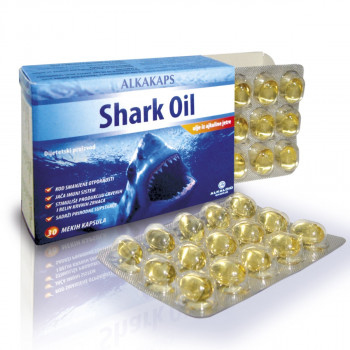 SHARK OIL AKAKAPS 30 kapsula