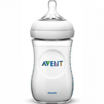 AVENT PLASTIČNA BOCA NATURAL 250ml