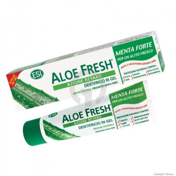 ALOE FRESH CRYSTAL MINT PASTA 100 ml