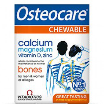 OSTEOCARE CHEWABLE  30 tableta