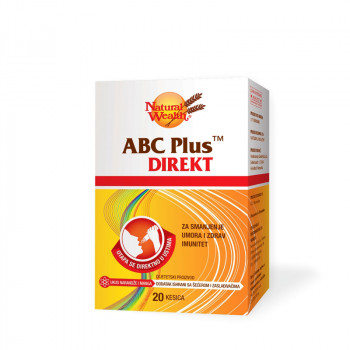NATURAL WEALTH VITAMINI ABC+ DIREKT granule